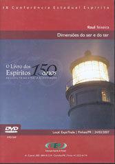 DVD-Ix Cee Dimensões do Ser e do Ter