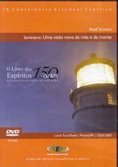 DVD-Ix Cee Semin Uma Visão Nova da Vida e da Morte