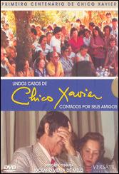 DVD-Lindos Casos de Chico Xavier Contados