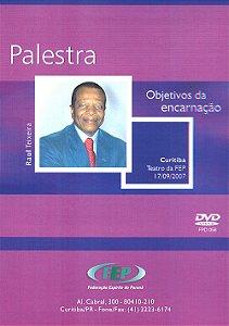 DVD-Objetivos da Encarnação