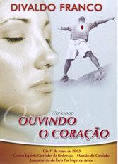 DVD-OUVINDO O CORAÇÃO