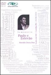 DVD-Paulo e Estevão - Seminário