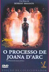 DVD-Processo de Joana D´Arc (O)