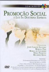 DVD-Promoção Social à Luz da Doutrina Espírita