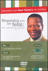 DVD-Requisitos Para Ser Feliz (Duplo)