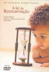 DVD-VIII CEE LÓGICA DA REENCARNAÇÃO (A)