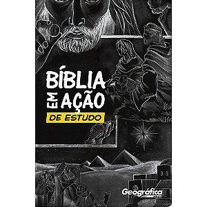 Bíblia em Ação de Estudo - Capa Especial