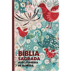 Bíblia Sagrada Grande RC - Estampa Pássaros