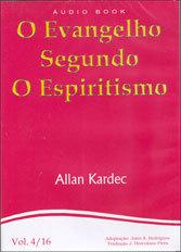 EVANGELHO- VOL 4 ÁUDIO BOOK
