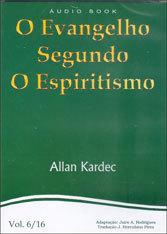 EVANGELHO- VOL 6 ÁUDIO BOOK