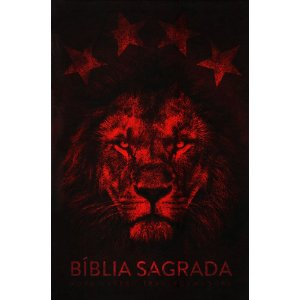 Bíblia Sagrada Nvt - New Red Lion (Capa Dura - Letra Normal)