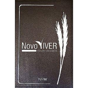 Bíblia De Estudo Novo Viver (Capa Luxo)