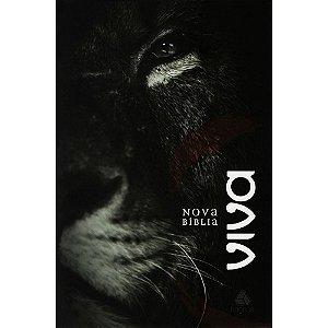 Nova Bíblia Viva - Leão de Judá (Capa Dura)