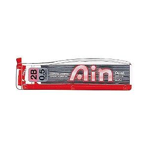 Grafite Pentel Ain 0,5mm 2B - C255-2BPB