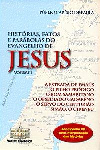 Historias,Fatos Parab.do Evang.Jesus V.1