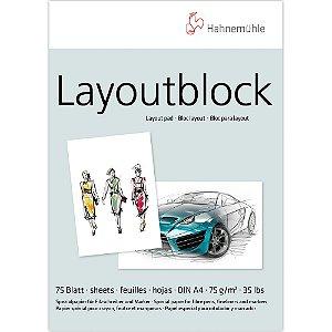 Bloco Layout Pad A4 75g 75Fls