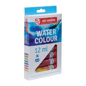 Aquarela Art Creation C/8 Cores Royal Talens 9022008M
