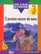 Jesus Já Falava No Esp. - 3