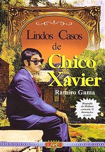 Lindos Casos de Chico Xavier (Capa Nova)