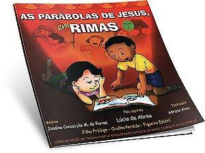 Parábolas De Jesus Em Rimas (As) – Vol. 1