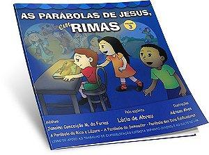 Parábolas De Jesus Em Rimas (As) – Vol. 3