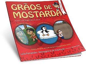 Grãos De Mostarda - Livro Vermelho