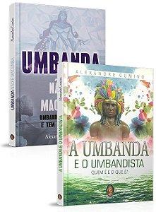 Kit- Que É Umbanda (O) (Alexandre Cumino)