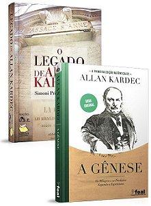 Kit- Allan Kardec - A Gênese