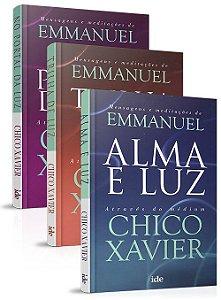Coleção- Mensagens e Meditações de Emmanuel