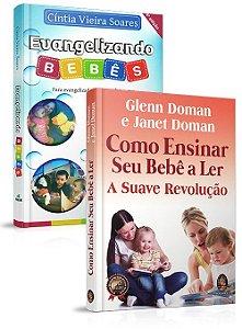 Kit - Como Ensinar seu Bebê