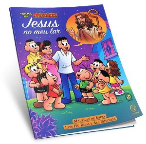Jesus no Meu Lar- Turma da Mônica