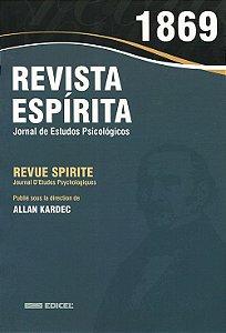 Revista Espírita-1869- Ano XII