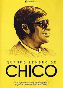 Dvd-Quando Lembro de Chico
