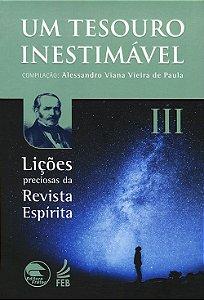 Um Tesouro Inestimável - Vol. III
