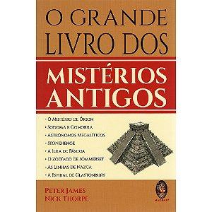 Grande Livro dos Mistérios Antigos (O)