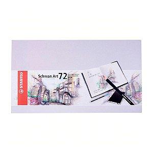 Lápis De Cor Schwan Art 72 Cores