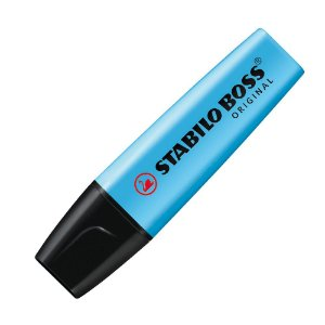 Marca-Texto Stabilo Boss Original Azul 70/31
