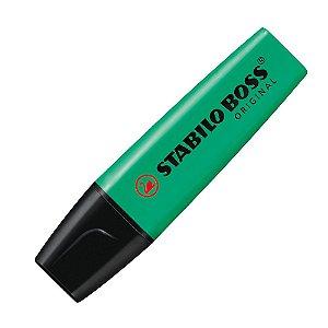 Marca-Texto Stabilo Boss Original Verde Escuro 70/51