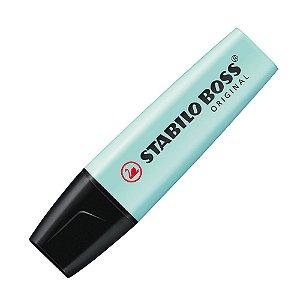 Marca-Texto Stabilo Boss Original Pastel Azul 70/113