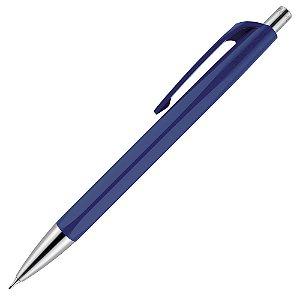 Lapiseira 0.7 mm Caran D'Ache 888 Infinite Azul Noite