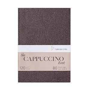 Bloco The Cappuccino Book 120g A4 C/ 40 Fls