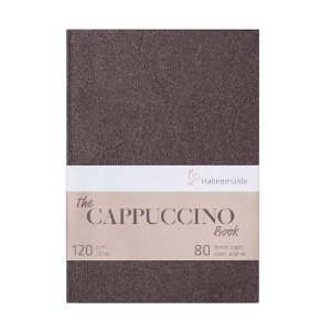 Bloco The Cappuccino Book 120g A5 C/ 40 Fls