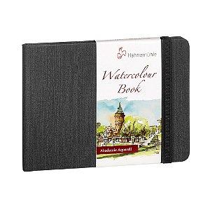 Bloco Watercolour Book 200g A4 Paisagem C/ 30 Fls.