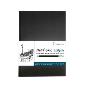 Sketch Book 120g A3 C/ 64 Fls