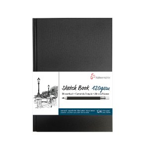 Sketch Book 120g A4 C/ 64 Fls