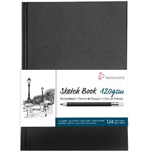 Sketch Book 120g A5 C/ 64 Fls