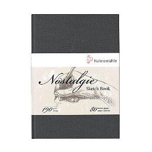 Sketch Book Nostalgie 190g A6 Paisagem C/ 40 Fls