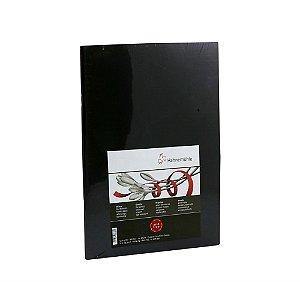 Sketch Booklet Preta 140g A4 C/ 20 Fls