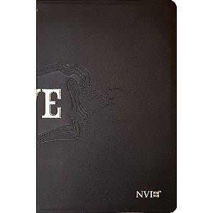 Bíblia de Estudo Live - Capa Luxo Preta
