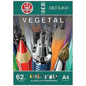 Papel Vegetal A4 62g 50 Folhas